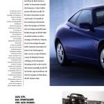 Alfa Romeo GTV 2001 02