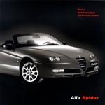 Alfa Romeo SPider 2003 A