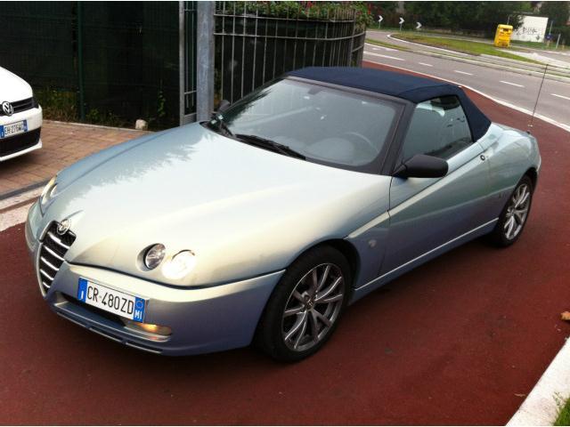 on New Alfa Romeo Spider