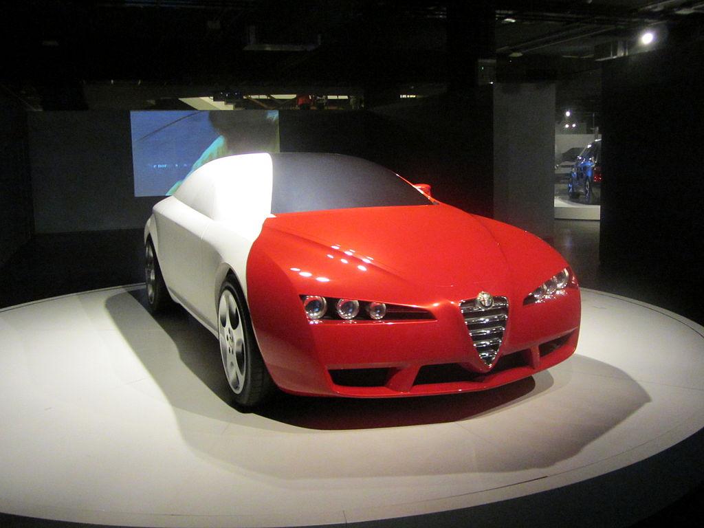 Alfa Romeo Brera Yaroslav Bozhdynsky S Personal Website