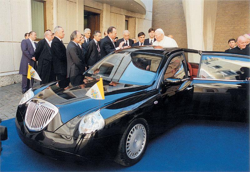 Lancia thesis bicolore for sale