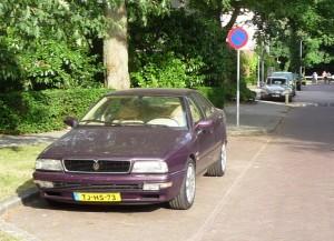 1998_Maserati_Quattroporte_(9064540879)
