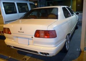 Maserati_Quattroporte_IV_rear