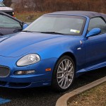 2005_Maserati_Spyder_90th_Anniversary,_front_left