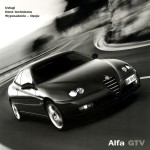 Alfa Romeo GTV 2003 A