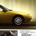Alfa Romeo Spider 1998 09