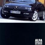 Alfa Romeo Spider Edizione Classica 2001 01