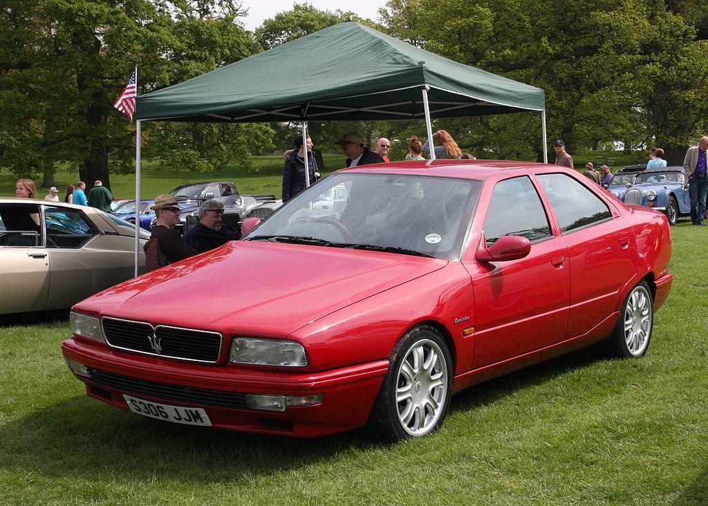 Maserati Quattroporte IV » Yaroslav Bozhdynsky's Personal ...