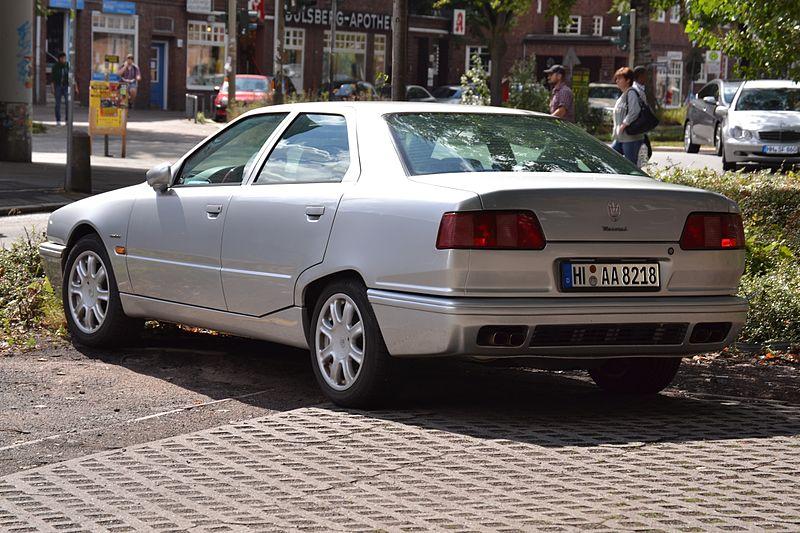 Maserati Quattroporte IV - Yaroslav Bozhdynsky's Personal ...